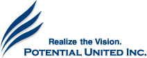 realize the vision potential united inc
